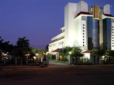 Grand Palace Stay - Hotell och Boende i Indien i Chidambaram
