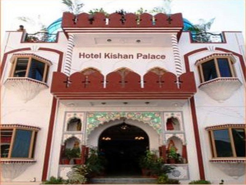 Hotel Kishan Palace - Hotell och Boende i Indien i Pushkar