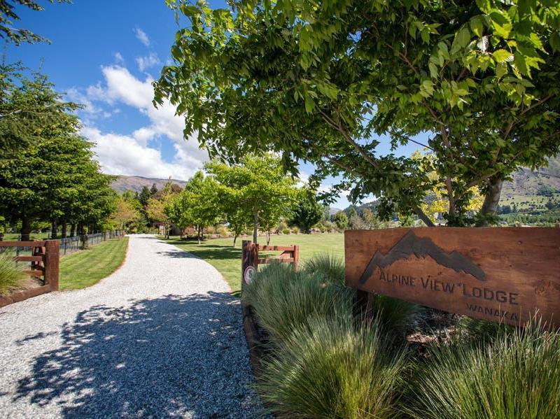 Alpine View Lodge - Hotell och Boende i Nya Zeeland i Stilla havet och Australien