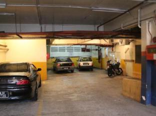Hotel Orkid Kuala Lumpur - Basement Car Park
