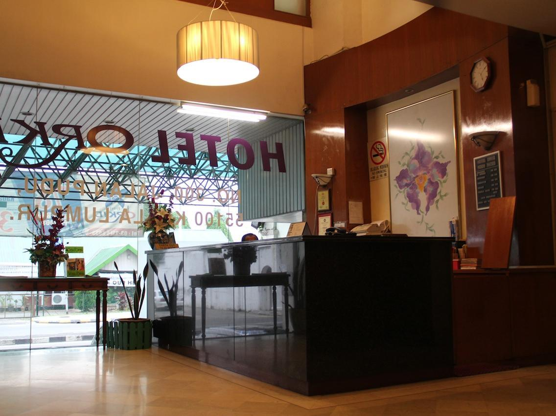 Hotel Orkid - Hotels and Accommodation in Malaysia, Asia