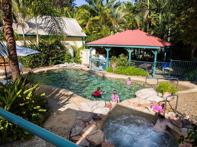 Tropic Oasis Holiday Villas - Hotell och Boende i Australien , Coffs Harbour