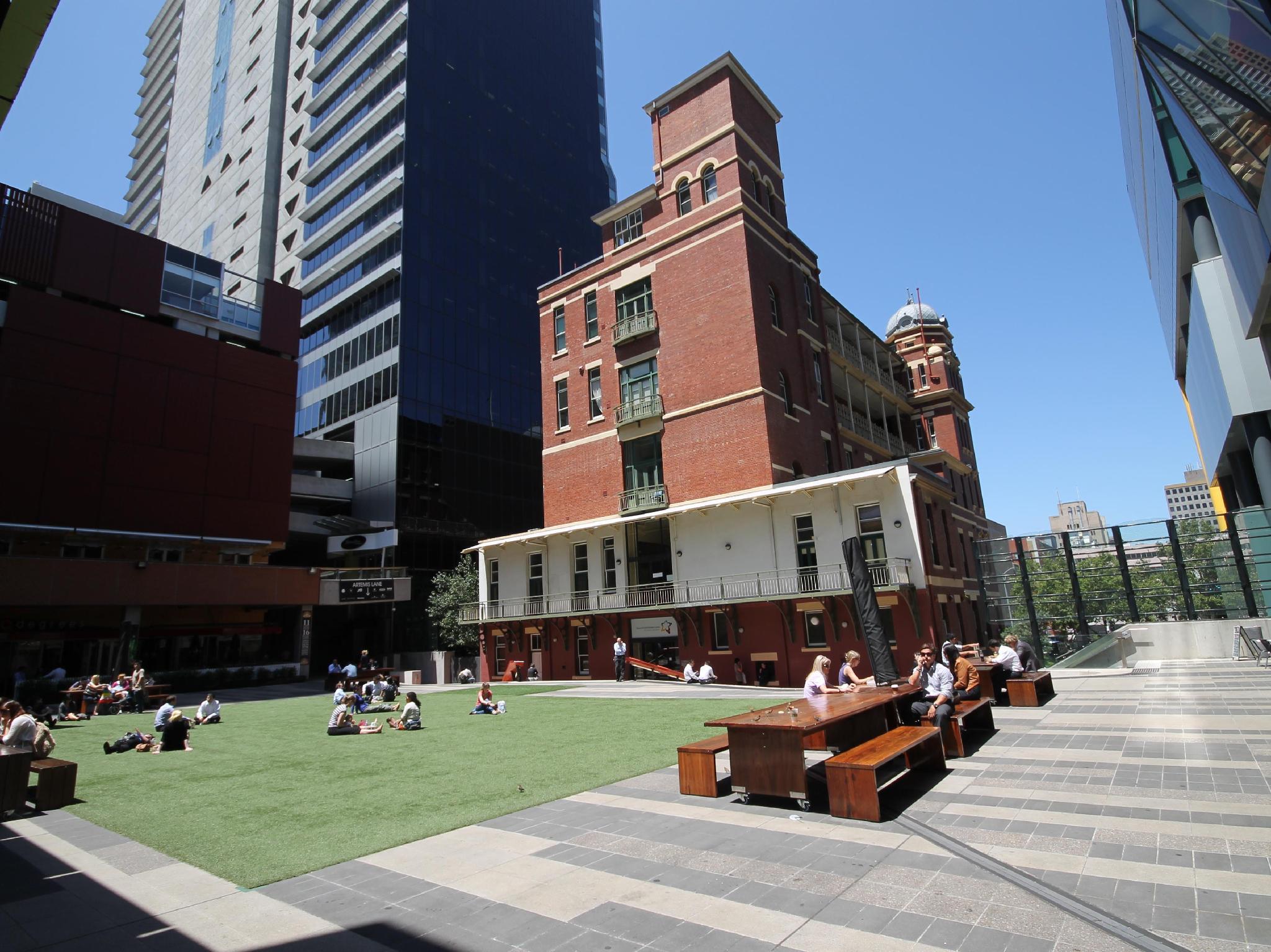 Habitat Apartments - Hotell och Boende i Australien , Melbourne