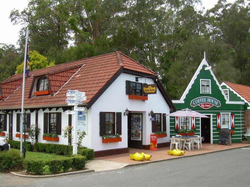 The Clog Barn - Hotell och Boende i Australien , Coffs Harbour