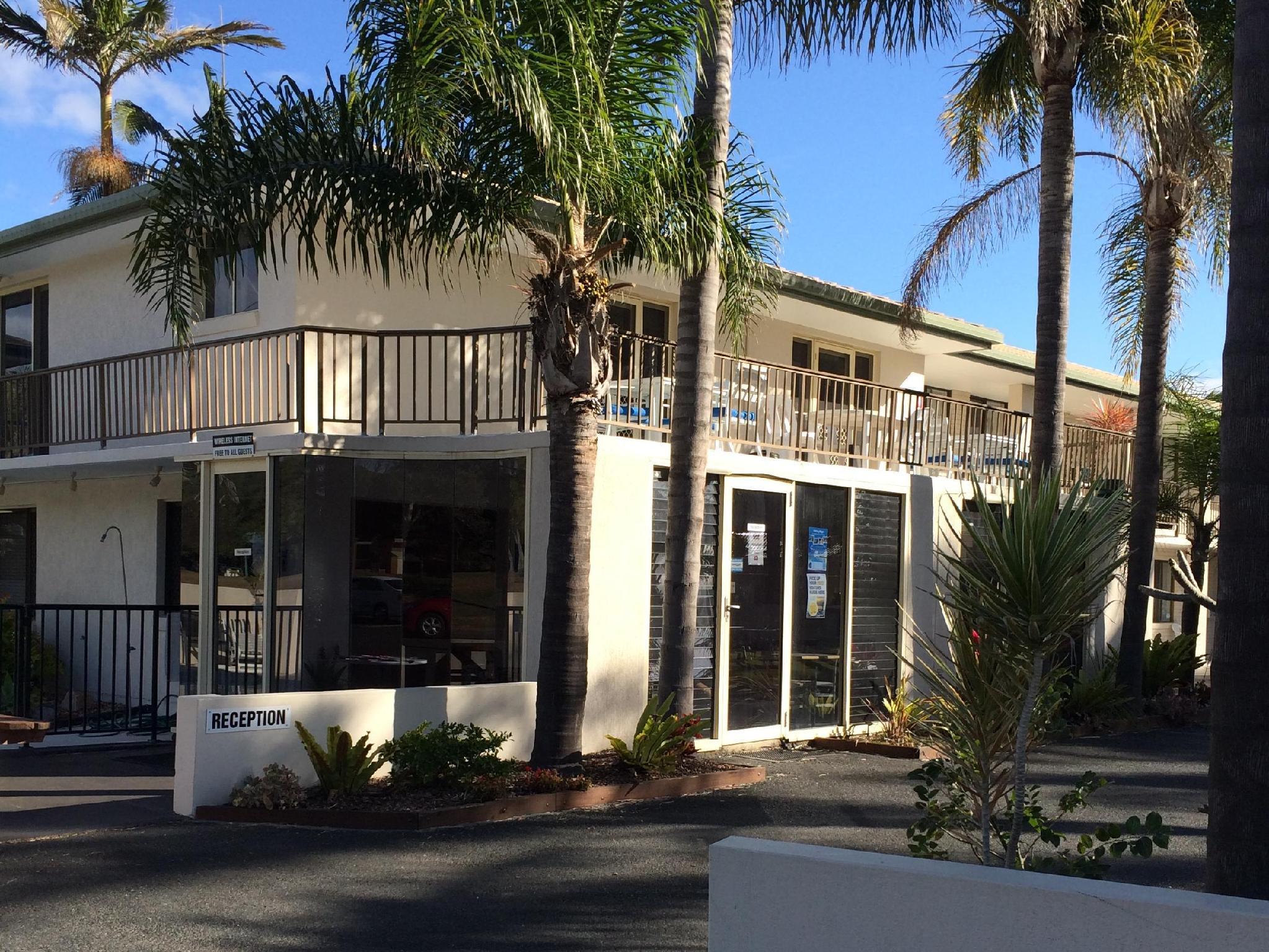 Ocean Parade Motel - Hotell och Boende i Australien , Coffs Harbour