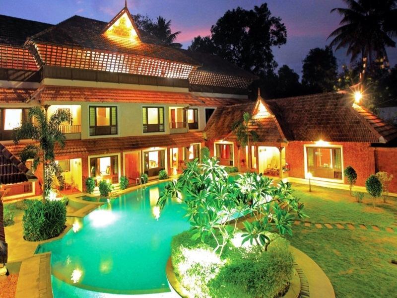 Krishnendu Ayurveda Wellness Centre - Hotell och Boende i Indien i Alleppey