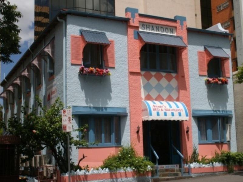 Hotell Annies Shandon Inn