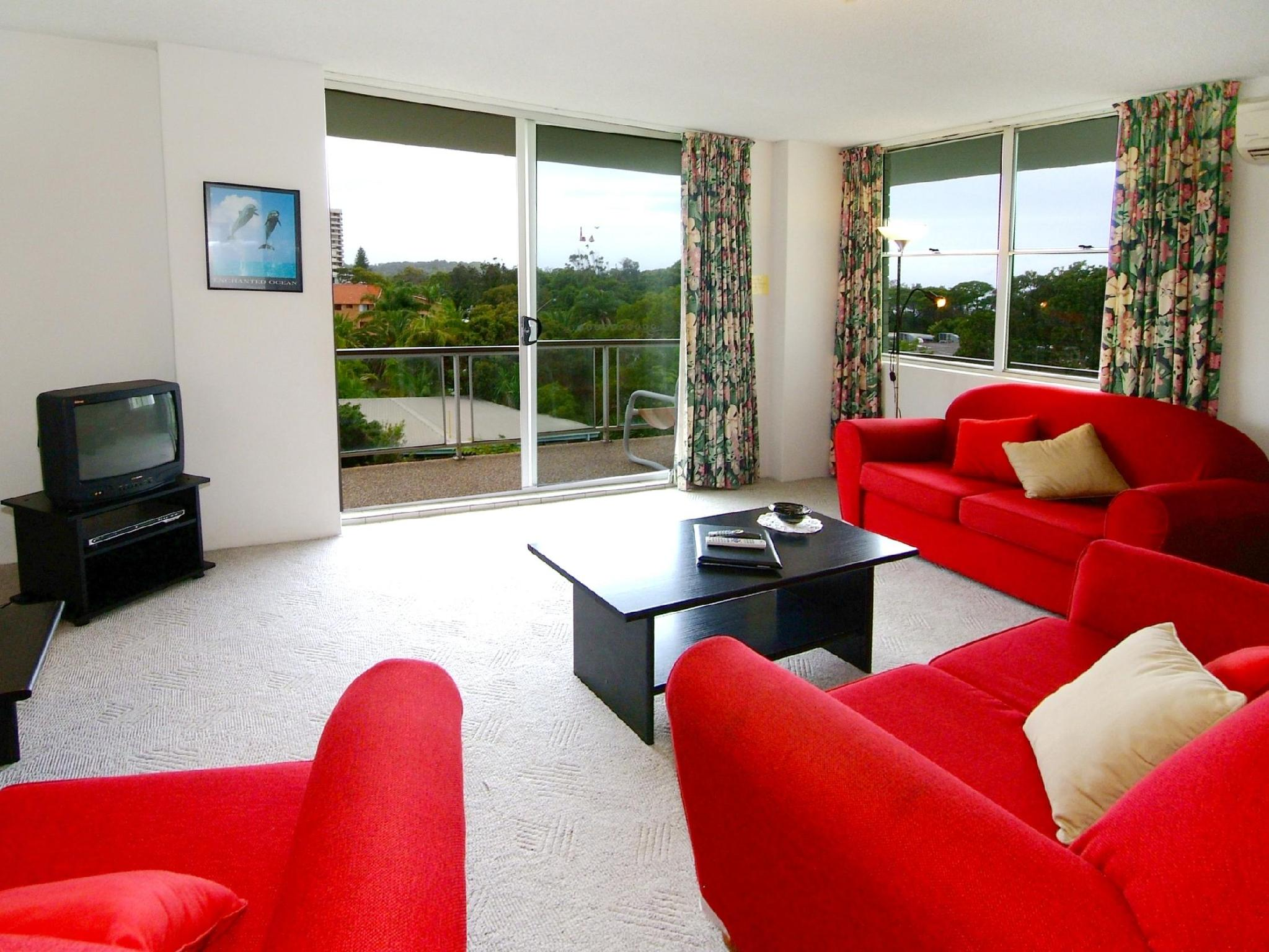 Tradewinds Family Apartments - Hotell och Boende i Australien , Coffs Harbour
