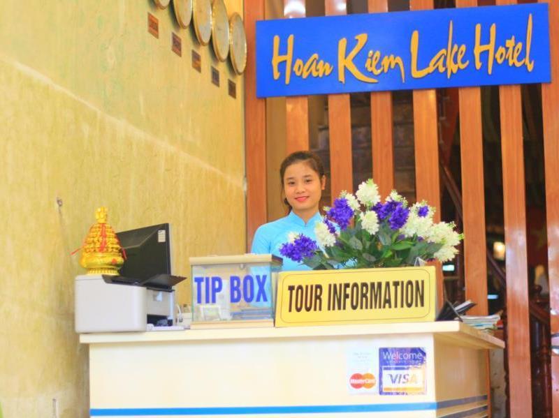 Hoan Kiem Lake Hotel - Hotell och Boende i Vietnam , Hanoi