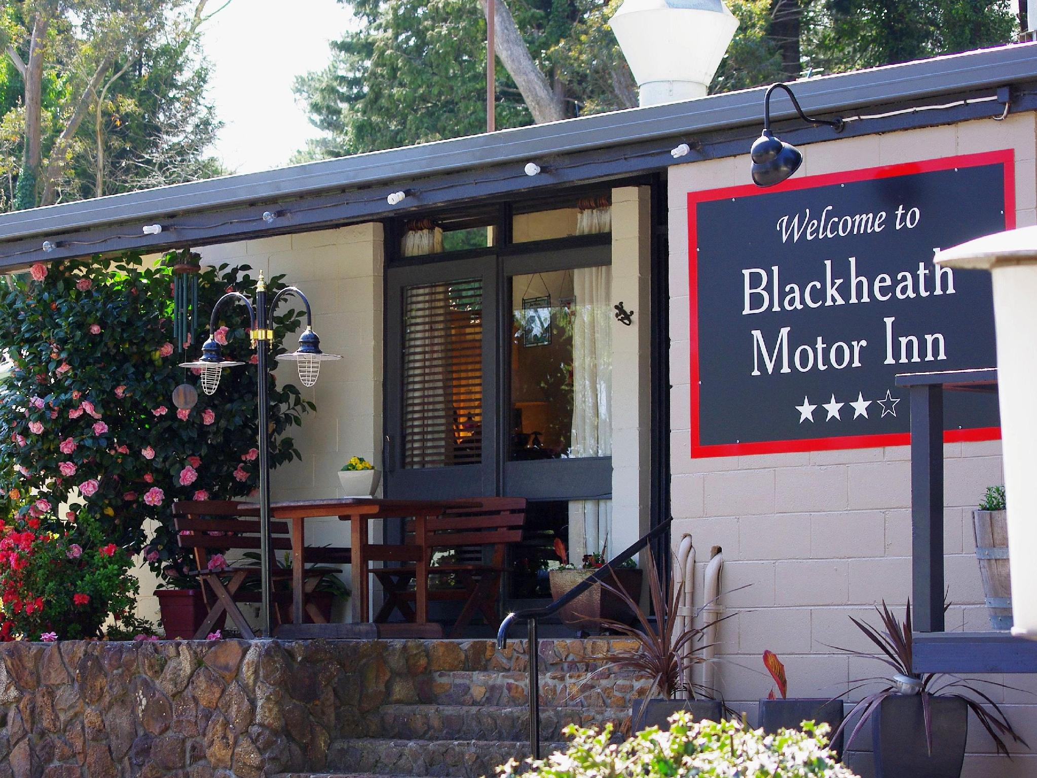 Blackheath Motor Inn - Hotell och Boende i Australien , Blue Mountains