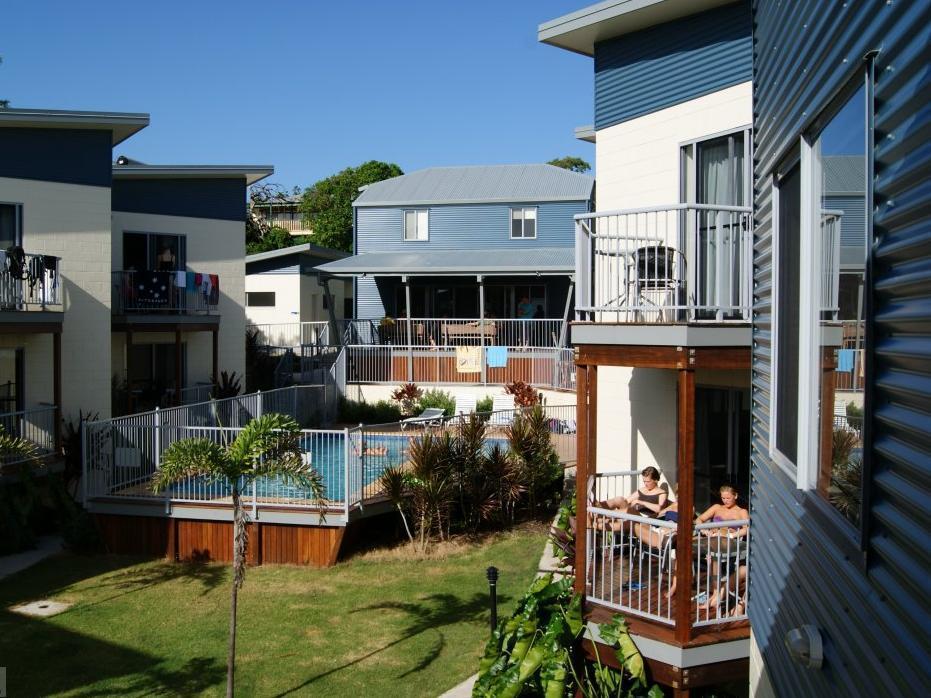 Emus Beach Resort - Hotell och Boende i Australien , Rockhampton