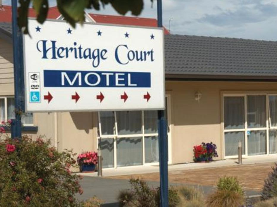 Heritage Court Motel - Hotels and Accommodation in New Zealand, Pacific Ocean And Australia