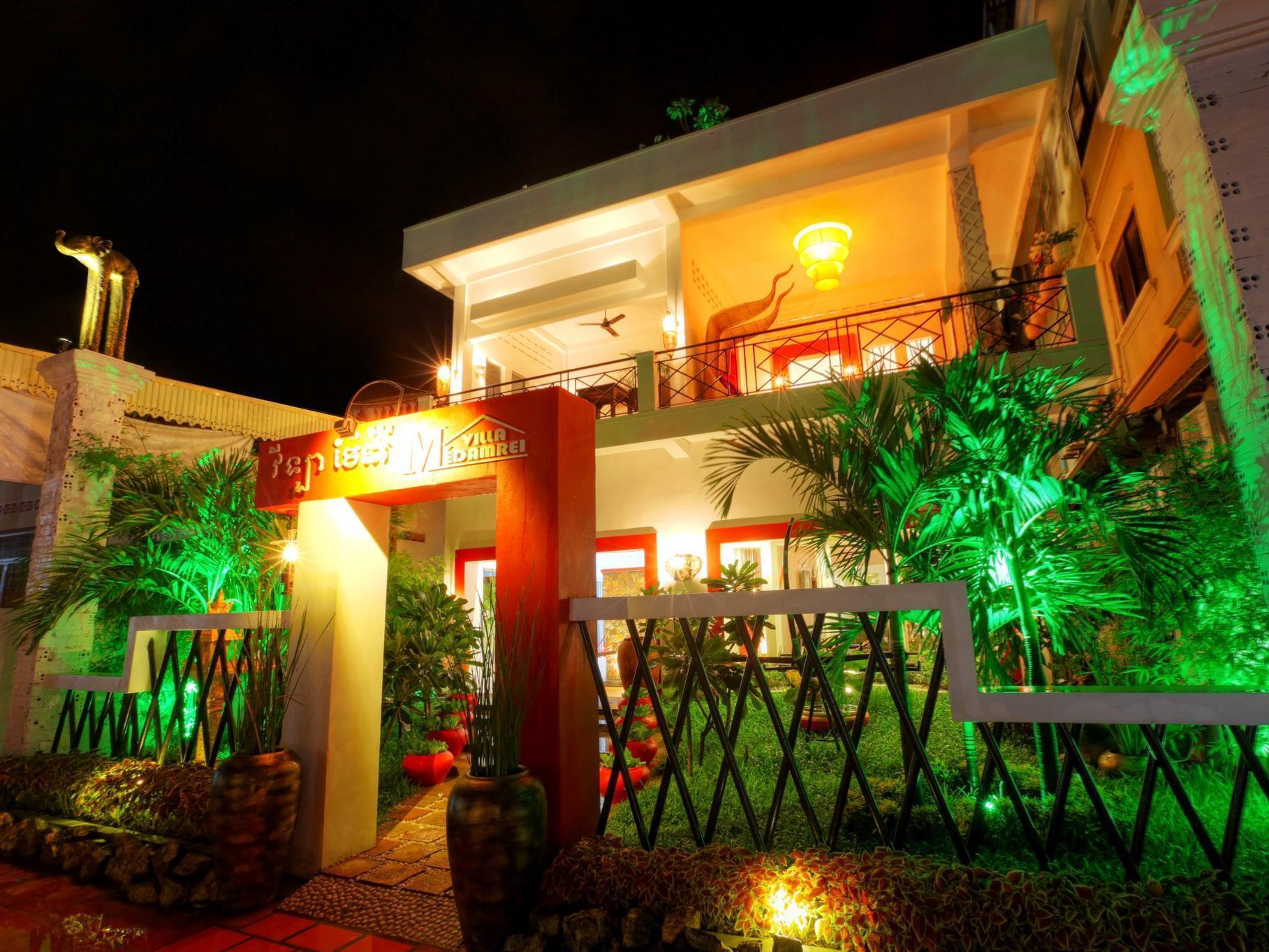 Villa Medamrei - Siem Reap