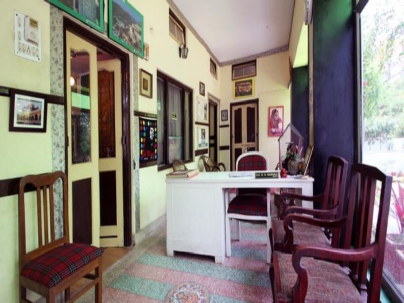 Hotel Yuvraj - Kothi Rao - Hotell och Boende i Indien i Alwar