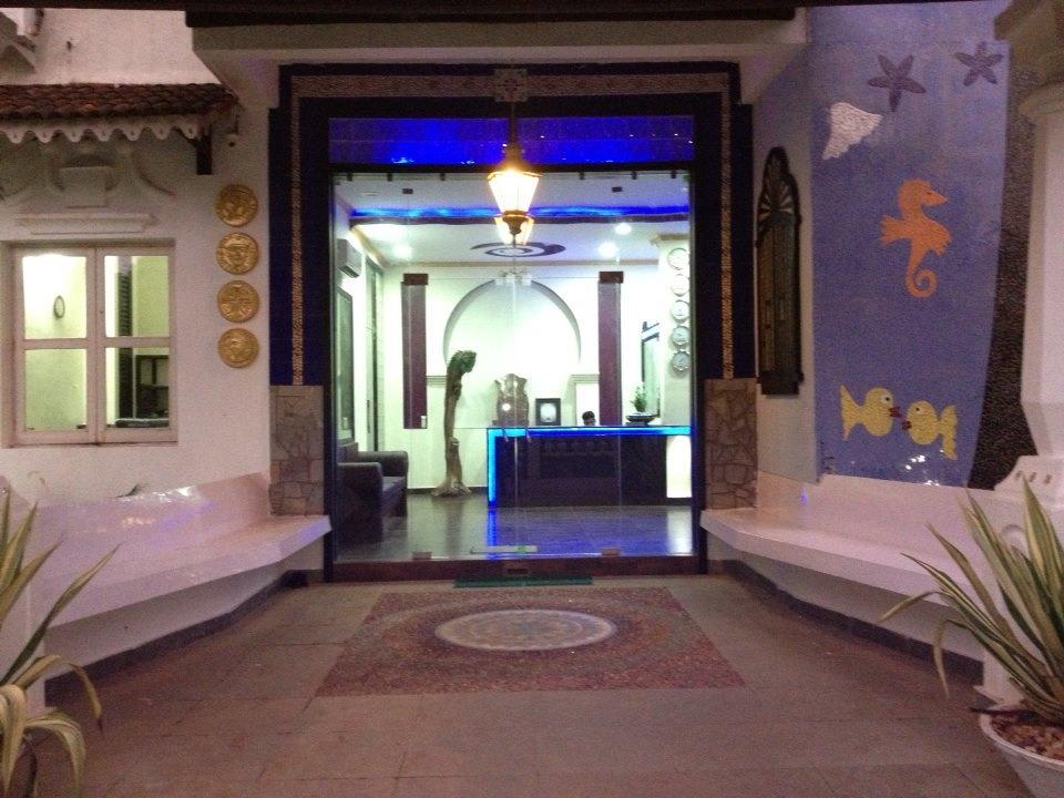 Hotel Viva Goa International - Hotell och Boende i Indien i Goa
