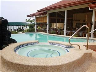 Bonita Oasis Beach Resort Cebu City - Hotellet från insidan