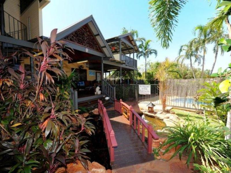Reflections Bed and Breakfast - Hotell och Boende i Australien , Broome