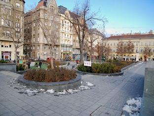 Central Square Apartment Budapest - Apartment Exterior