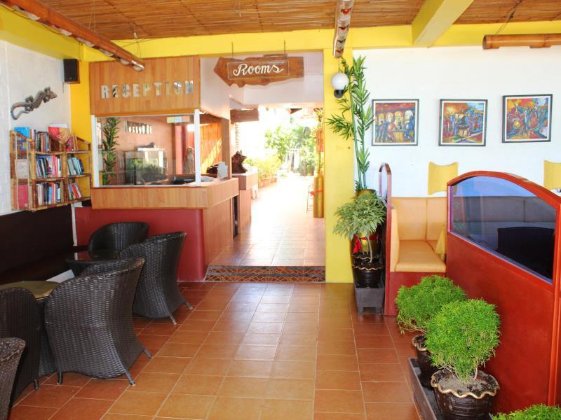 Hotell Azzurro Di Boracay