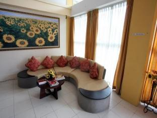 Sunflower  Hotel Davao City - Interior del hotel