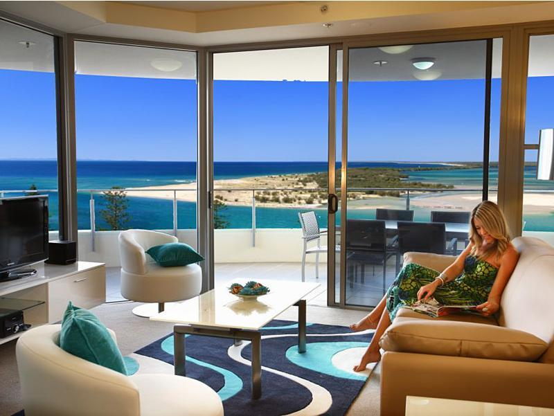 Monaco Apartments Resort - Hotell och Boende i Australien , Sunshine Coast