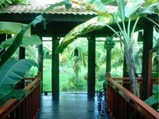 Deluxe Homestay - La Residence Mandalay Vientiane - Entrada