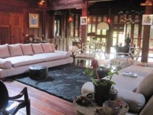 Deluxe Homestay - La Residence Mandalay Vientiane - Vestíbul