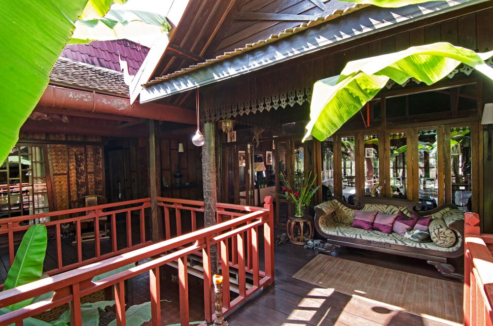 Deluxe Homestay - La Residence Mandalay Vientiane - Exterior de l'hotel