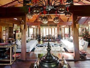 Deluxe Homestay - La Residence Mandalay Vientiane - Recepció