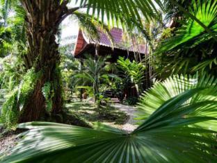 Deluxe Homestay - La Residence Mandalay Vientiane - Jardí