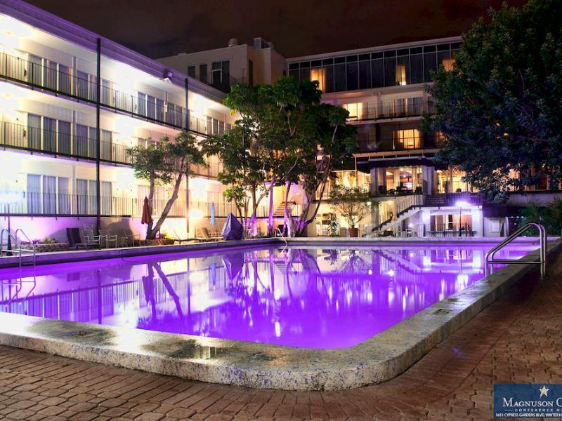 Magnuson Grand Cypress Hotel