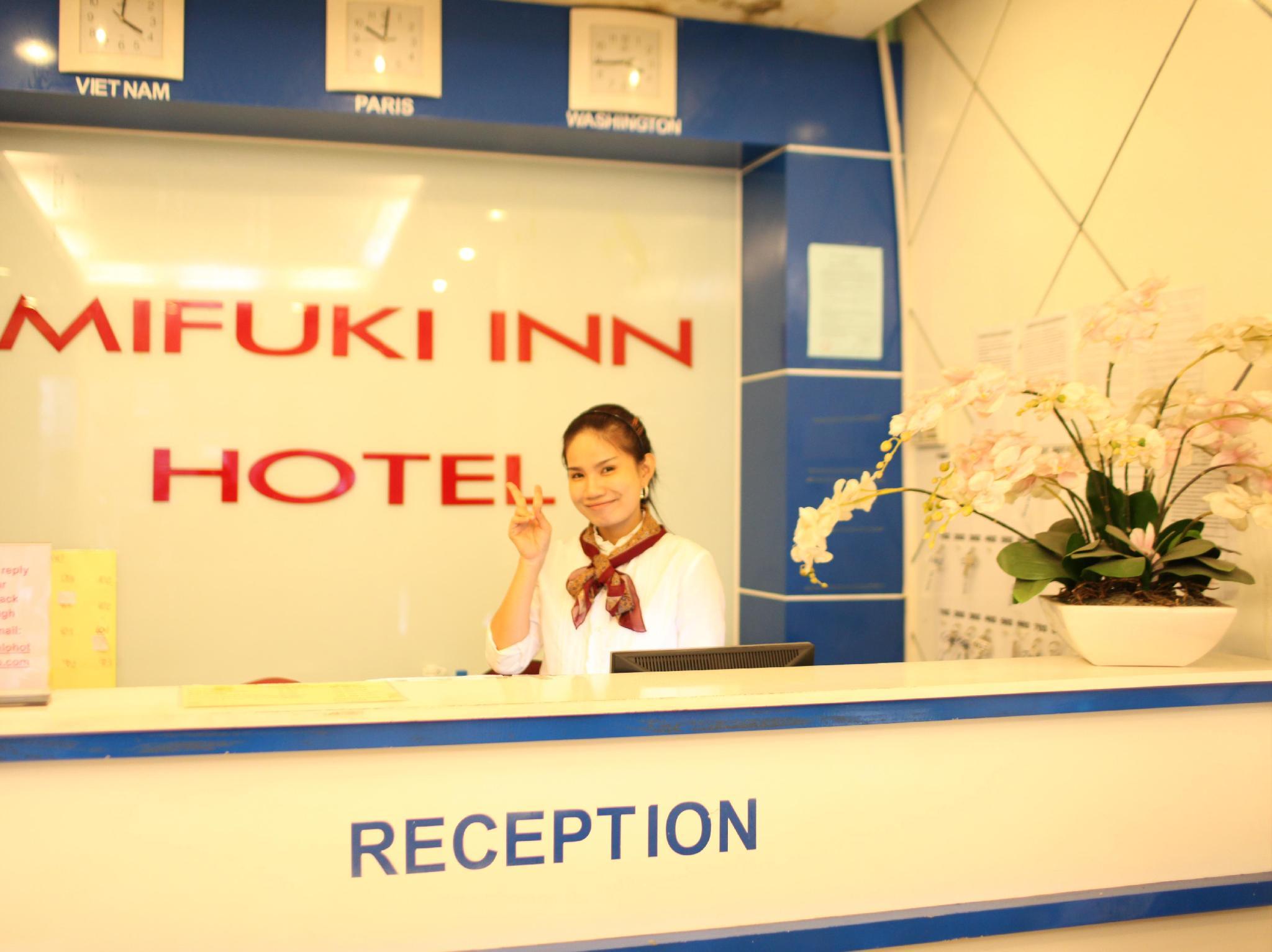 Mifuki Inn Hotel - Hotell och Boende i Vietnam , Ho Chi Minh City