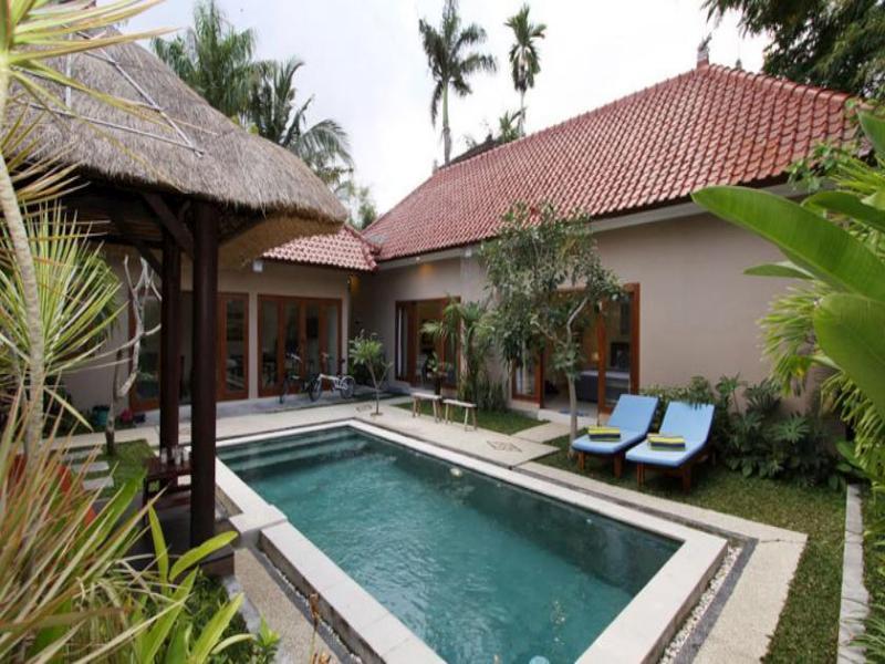 Hotell The Tanjung Dyana Pura Villa