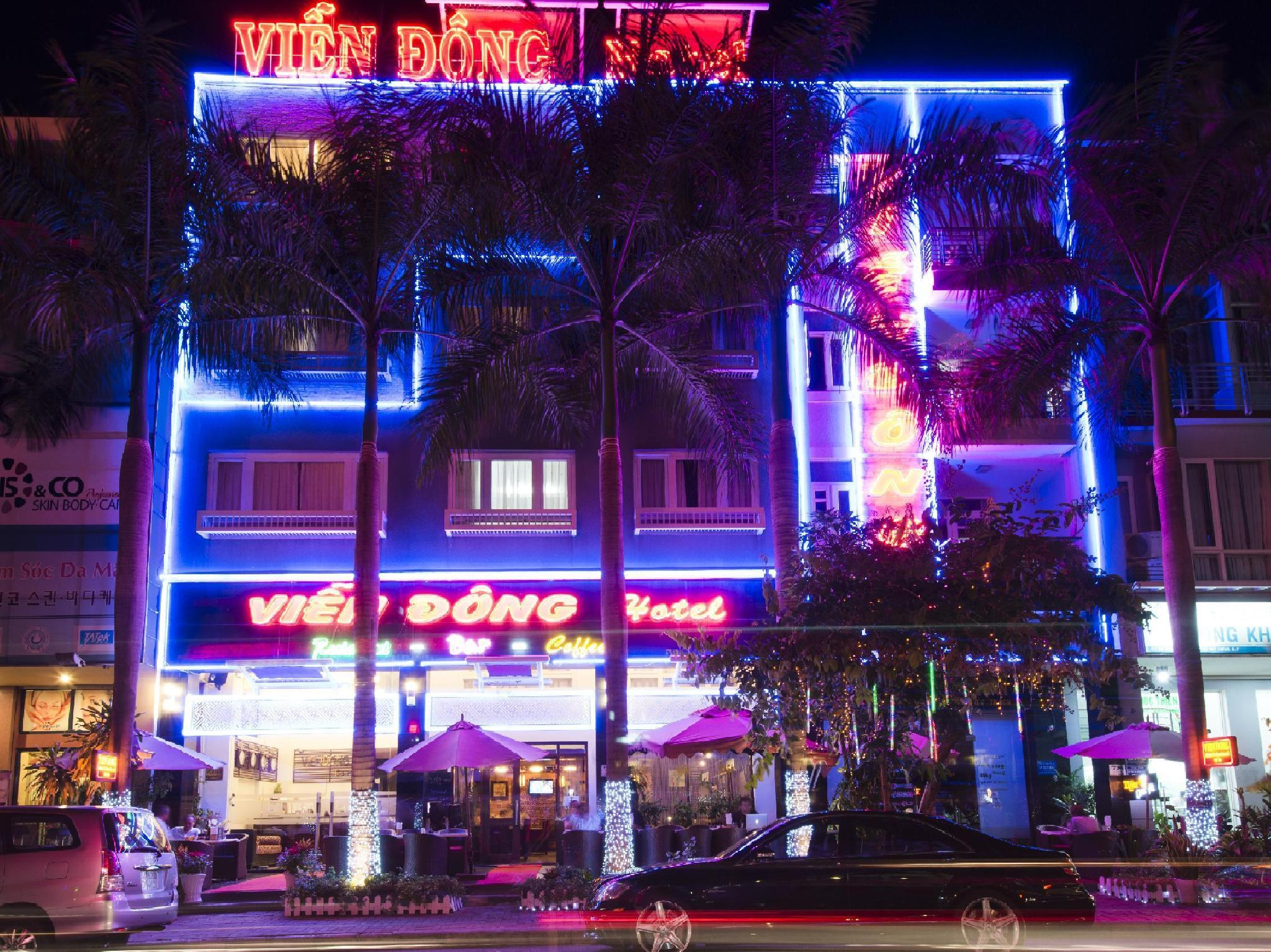 Hotell Vien Dong Hotel - Phu My Hung