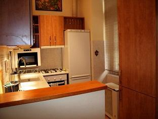 Luxury Parliament Apartment Budapest - Kitchen