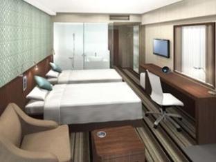 Shinagawa Prince Hotel N Tower Tokyo - Corner Twin Room