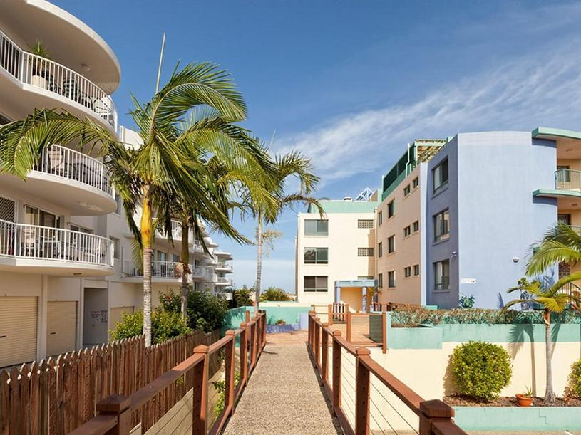 Bayviews and Harbourview Holiday Apartments - Hotell och Boende i Australien , Sunshine Coast