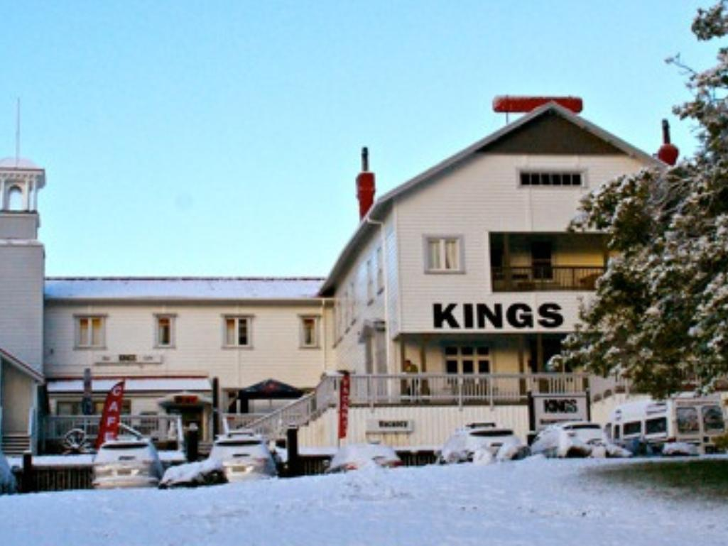 Kings Ohakune Hotel - Hotels and Accommodation in New Zealand, Pacific Ocean And Australia