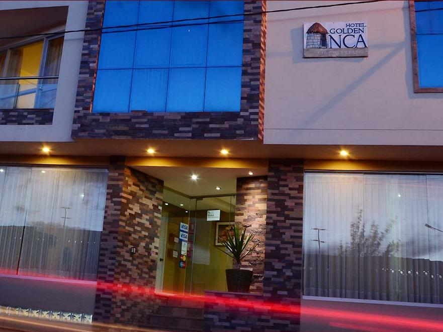 Hotel Golden Inca - Hotels and Accommodation in Peru, South America