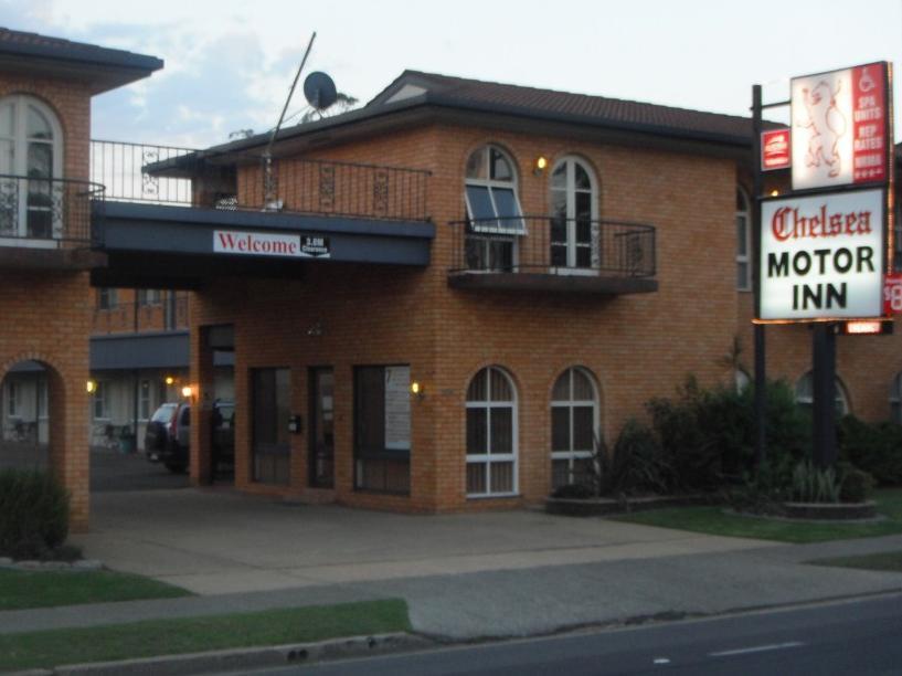 Chelsea Motor Inn - Hotell och Boende i Australien , Coffs Harbour