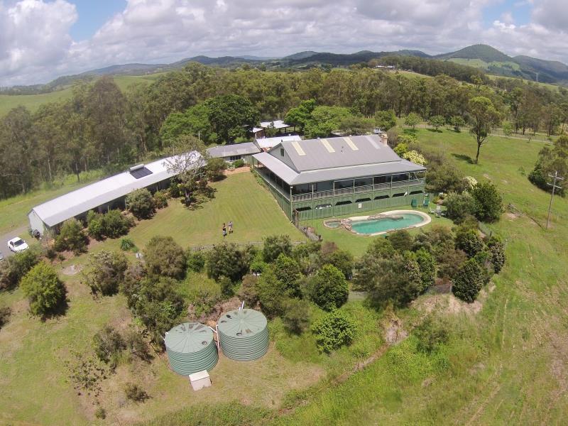 Amamoor Lodge - Hotell och Boende i Australien , Gympie