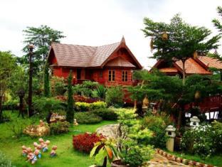 บ้านไร่สุจิรา เขาใหญ่ - สวน