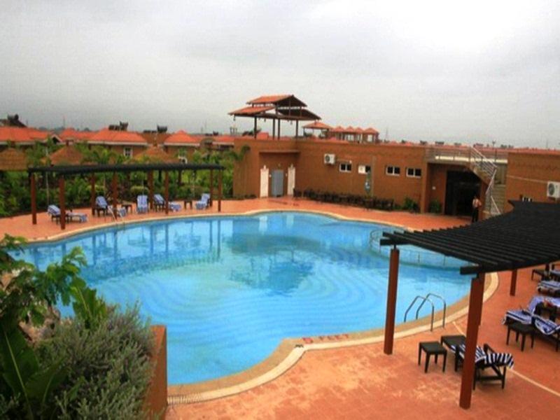 Vijayshree Heritage Village and Resort - Hotell och Boende i Indien i Hospet