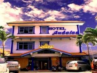 Hotell Hotel Andalas Lampung