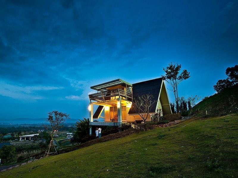 Hotell Gold Mountain Wangnamkhiao Resort i , Khao Yai / Nakhonratchasima. Klicka för att läsa mer och skicka bokningsförfrågan