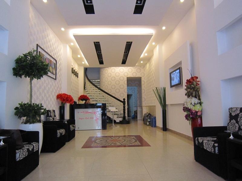 Saigon Pink 2 Hotel - Hotell och Boende i Vietnam , Ho Chi Minh City