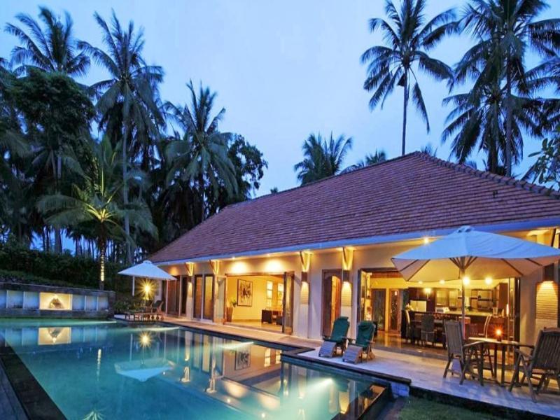 Villa Rumah Pantai
