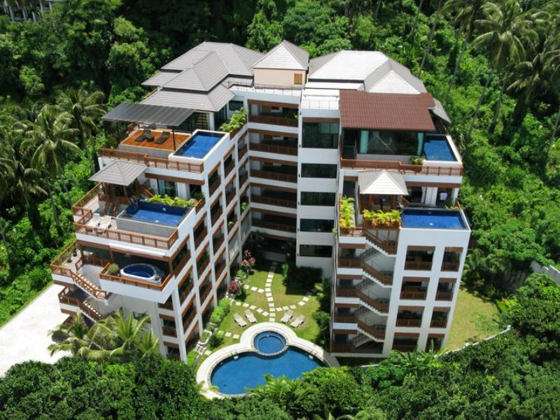 Surin Sabai Condominium II - Hotels and Accommodation in Thailand, Asia