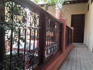 فندق سيسل جامع الفنا مراكش - المظهر الداخلي للفندق