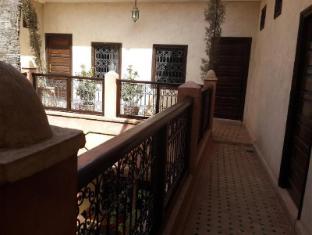 فندق سيسل جامع الفنا مراكش - منظر
